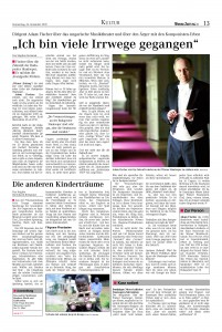 WZ_20091224_Interview_AdamFischer